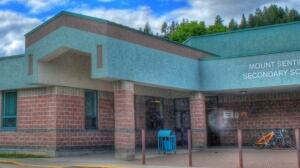 Mount Sentinel Secondary student arrested due to security threat