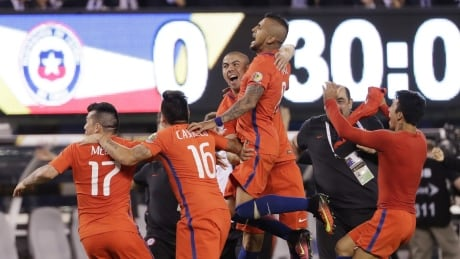 Copa America: Chile repeats as champions with penalty-kicks win over Argentina
