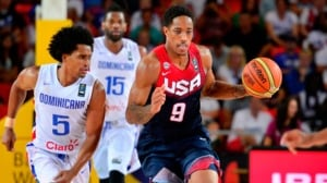 United States names Olympic basketball roster