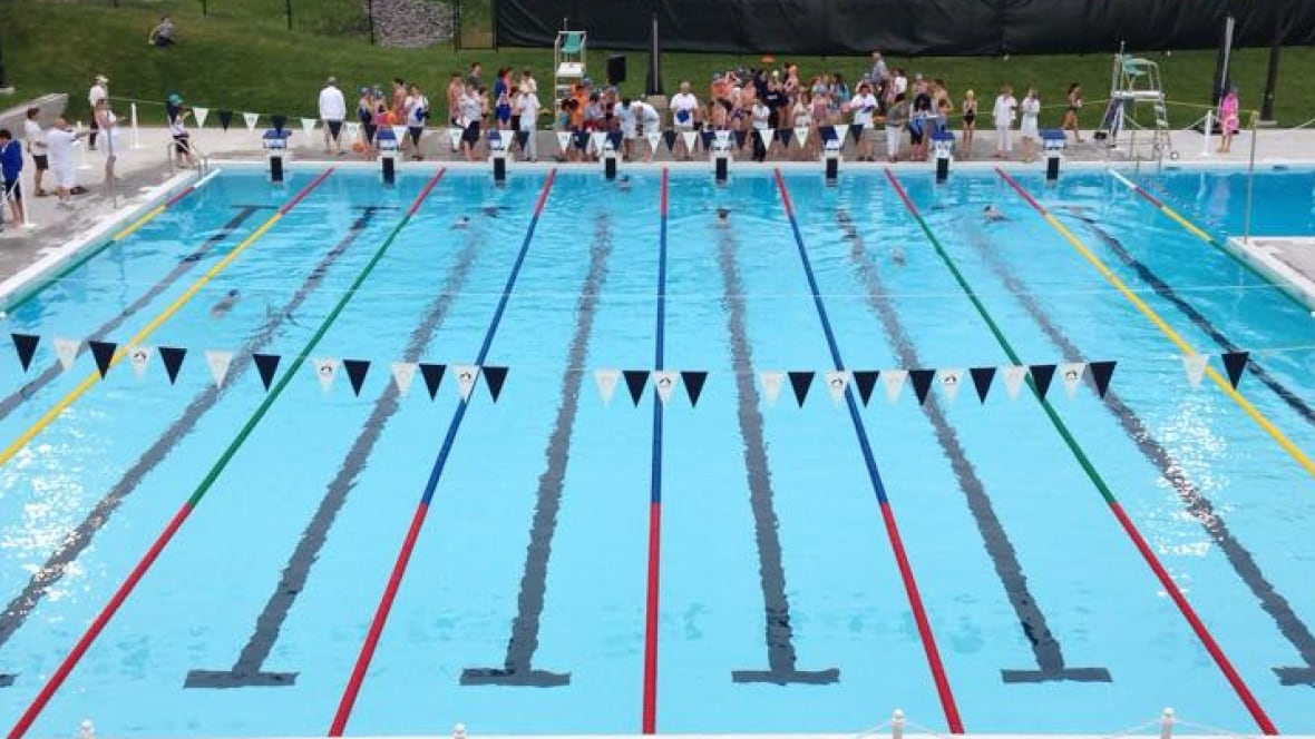Westmount Parents Plan Swim In To Protest Adults Only Pool Time Montreal Cbc News