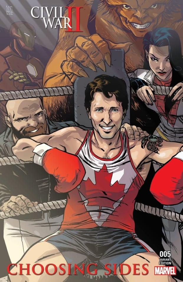 Trudeau Comic Cover 20160628
