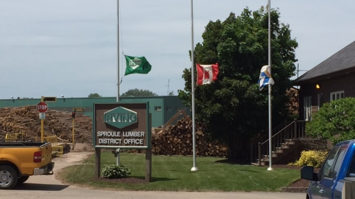 Bible Hill Man Dies In Workplace Accident At J D Irving Sawmill Nova Scotia Cbc News