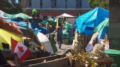 Victoria homeless camp a symptom of B.C.'s broken housing market