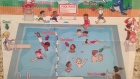Red Cross Pool Safety Poster