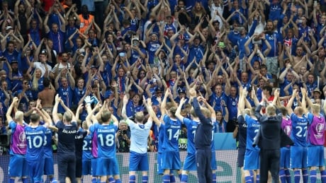 Iceland's shocking success at Euro 2016 the latest surprise upset in sports