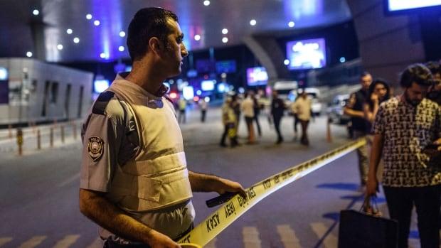 Istanbul airport June 28 2016 attacks