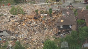 Deadly Mississauga home explosion