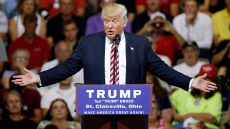 TPP trade deal 'a continuing rape of our country,' Trump says at Ohio rally
