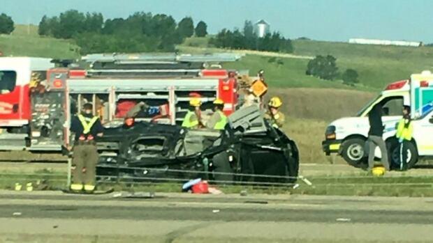 Car Crash Carstairs