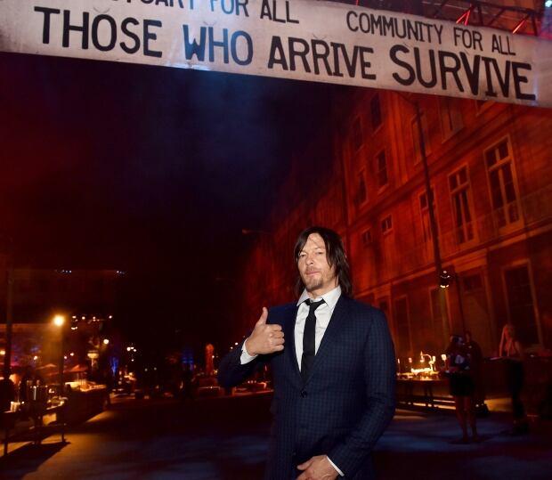 Zombie attraction: Walking Dead attraction preps for Universal Studios ...