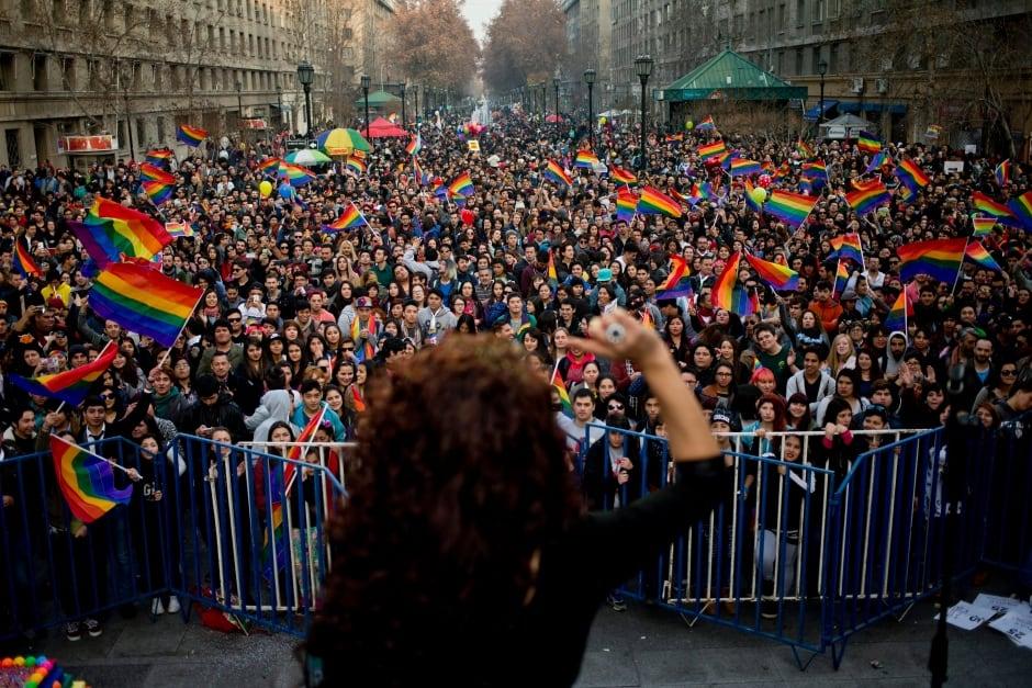 International gay pride