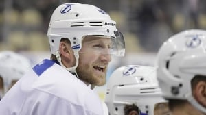 Steven Stamkos has the NHL world at his feet