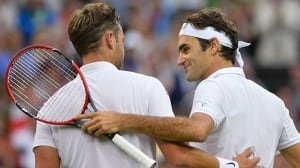 Wimbledon: Federer ends Willis's Cinderella run