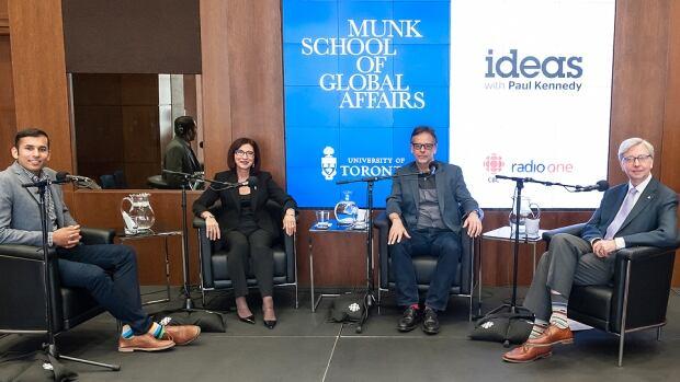 Munk Big Data Panel - 2
