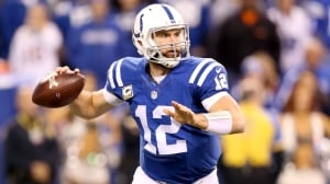 QB Andrew Luck signs $140-million deal with Colts