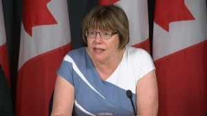 Marijuana task force to be led by former deputy-PM Anne McLellan