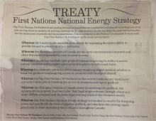 Call for First Nations National Energy Strategy
