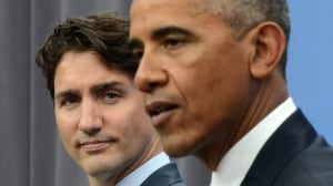Behind the scenes: How softwood lumber interrupted Obama and Trudeau's bilateral bromance