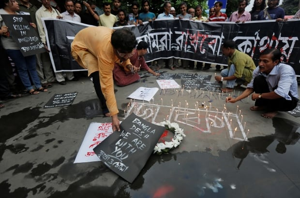 Bangladesh police release names of restaurant attackers for Artisan cuisine of india