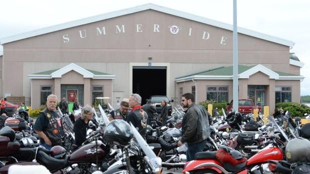 SummeRide bike rally