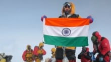 Dinesh Rathod Everest
