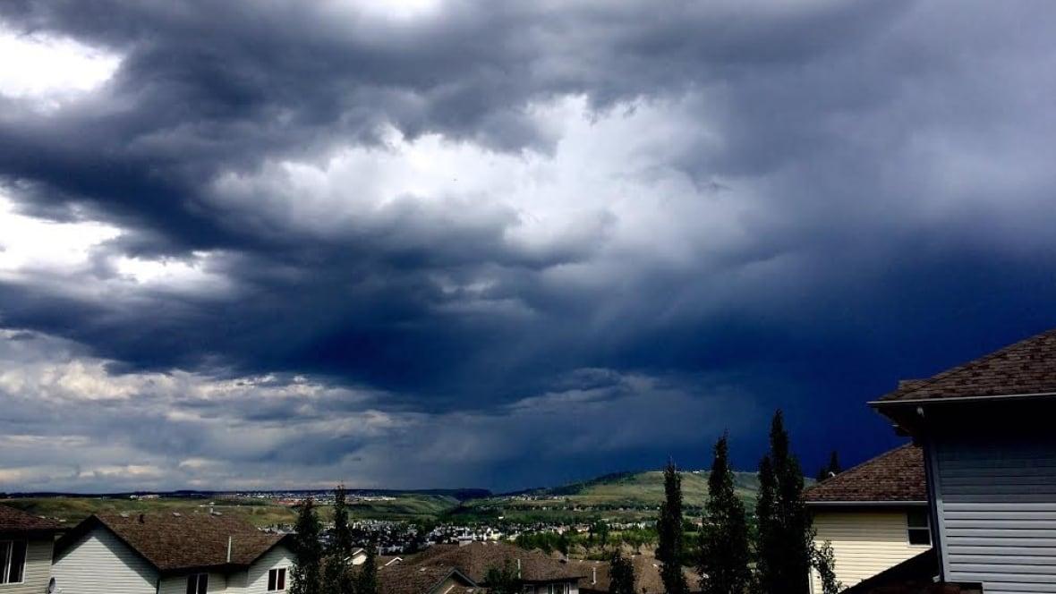 Tornado warnings ended for parts of southern alberta calgary cbc