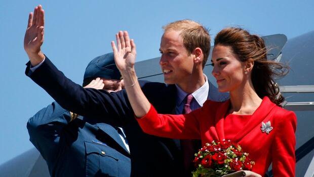 Премьер Трюдо пригласил принца Уильяма с семьей посетить Канаду