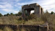 Galt Mine No. 6 in Lethbridge