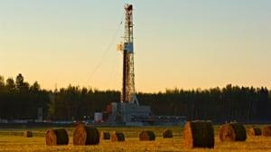 Oil rig Alberta