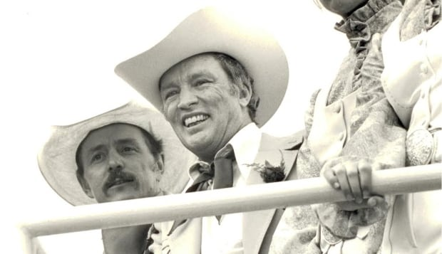 Famous Calgary Stampede Marshals Of The Past Century