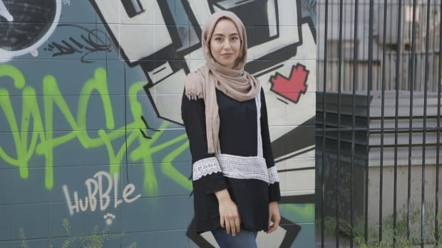Muslim women hijab style