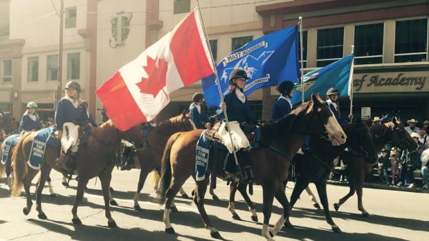 Calgary Stampede Parade Draws Hundreds Of Thousands With