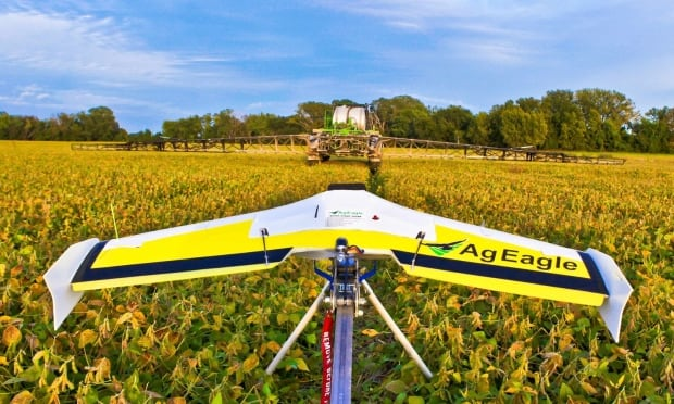 Drone and farming