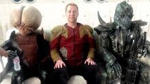 Schmidt Star Trek fan