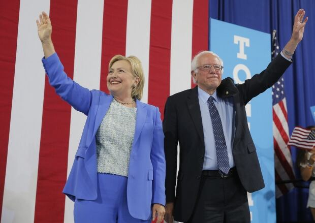 Clinton: Election more enjoyable with Sanders