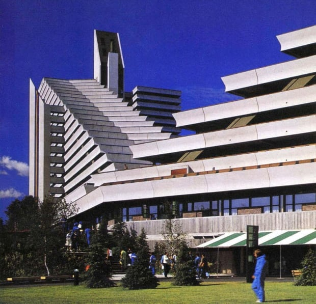 Olympic Village Apartments: 4 Venues Built For The 1976 Montreal Olympics
