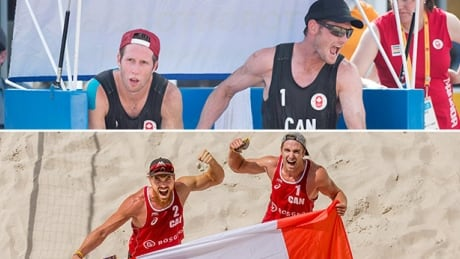 canada beach volleyball rio playoff