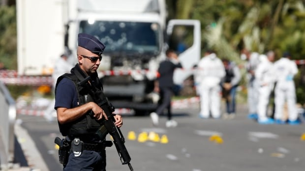 What We Know About The Nice, France Attack Suspect