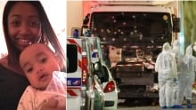 Baby found after Nice attack