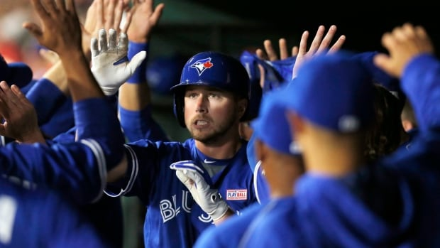 First baseman Smoak signs two-year contract extension with Blue Jays