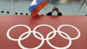 Sports court upholds Olympic ban on Russian track athletes