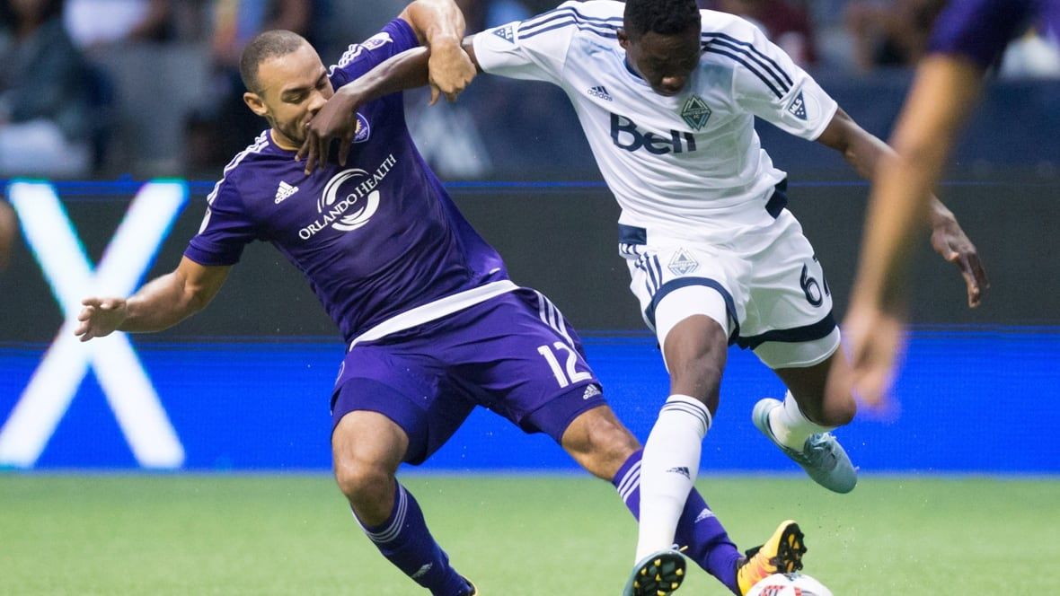 Vancouver Whitecaps Settle For Draw With Orlando City