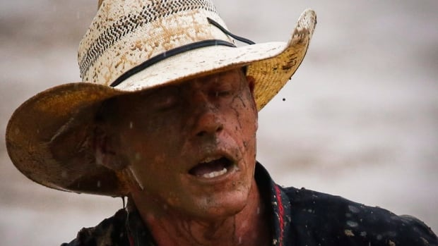Soggy Stampede Weather Dampens Attendance By 6 9