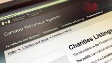 Canada Revenue Agency charities CBC
