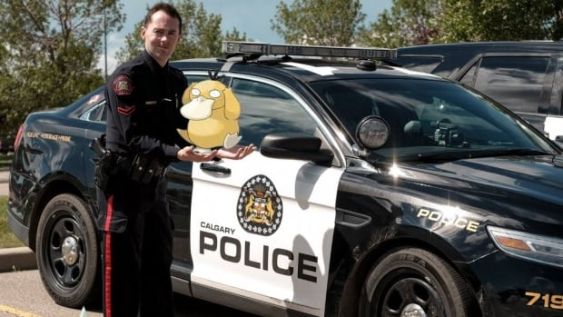 Cst. Mark Smith Pokemon