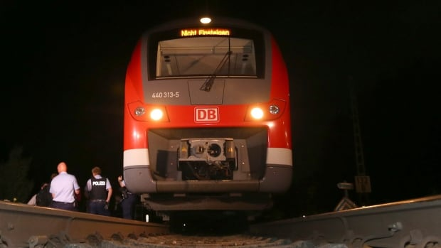 IS releases video of Germany train attacker making threats