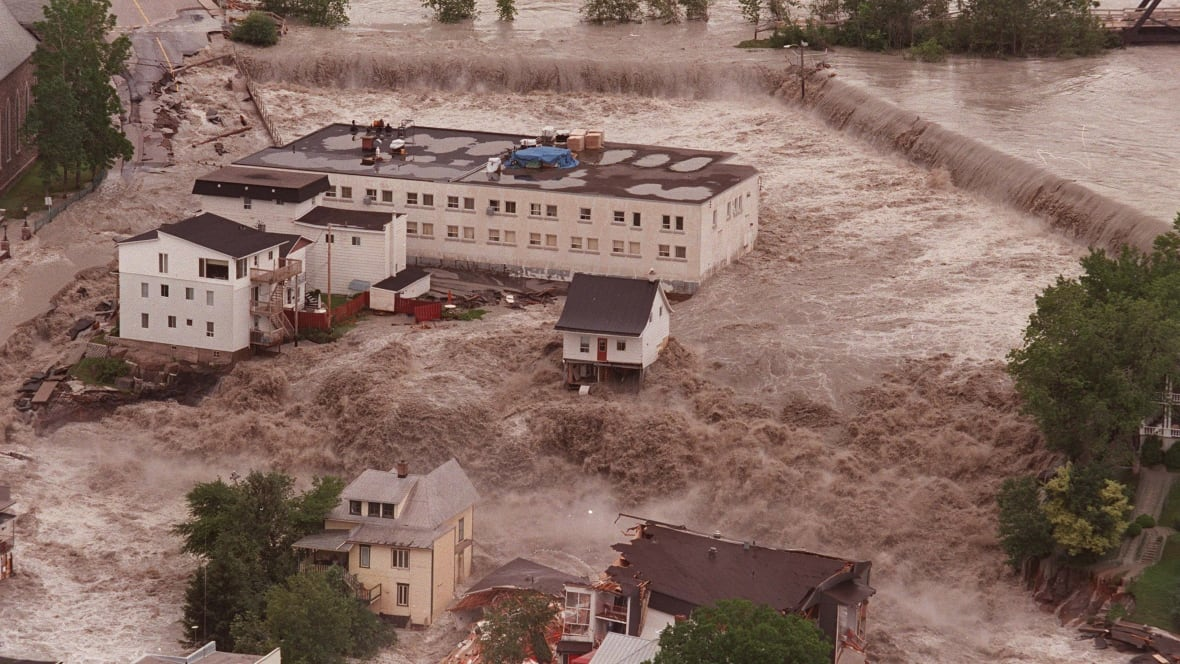 Devastating flood in Quebec's Saguenay region remembered ...