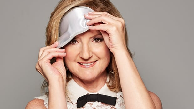 Arianna Huffington on Sleep