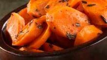 Sweet Tarragon Carrots