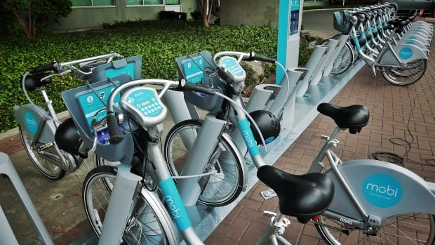 Full pricing plans for Mobi bike share finally released | CBC News